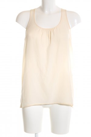 Club Monaco Blusentop creme Casual-Look
