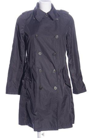 Club Monaco Duffle-coat gris clair style décontracté