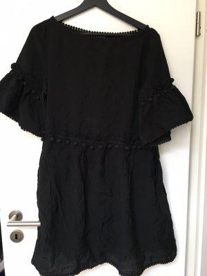 Club Monaco Vestido de Verano negro