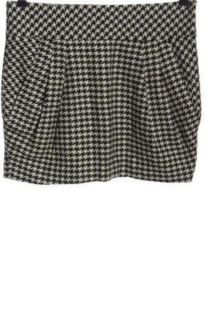 Club Monaco Miniskirt black-white casual look