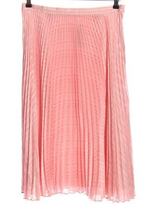 Club Monaco Jupe plissée rose style décontracté