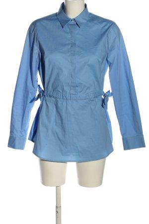 Club Monaco Schlupf-Bluse blau Casual-Look