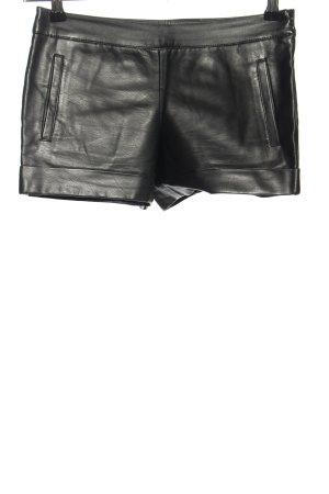 Club Monaco Shorts schwarz Casual-Look