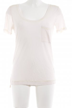 Club Monaco T-Shirt nude Casual-Look