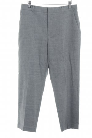 Club Monaco Wollhose grau meliert Business-Look