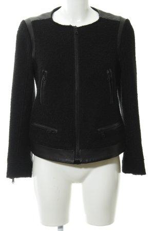 Club Monaco Wool Jacket black-dark grey casual look