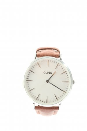 Cluse Analog Watch brown casual look