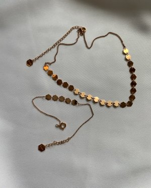 Cluse Armband + Halskette