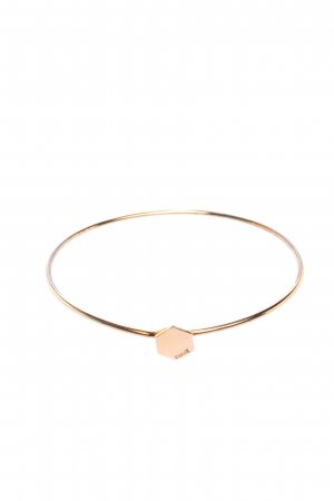 Cluse Bangle gold-colored casual look