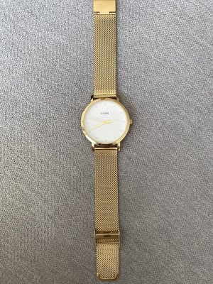 Cluse Analog Watch gold-colored-white