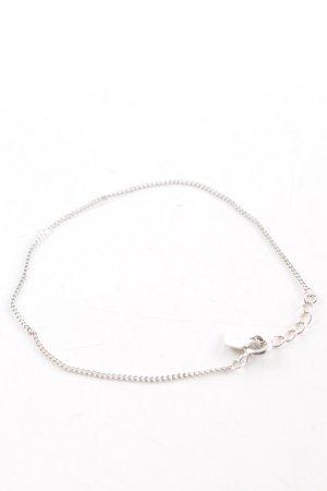 Cluse Silberkette silberfarben Casual-Look