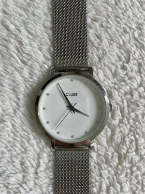 Cluse Watch With Metal Strap multicolored