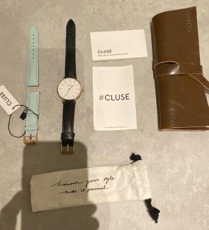 CLUSE Uhr, La Bohème mit 2 Armbändern und Etuis