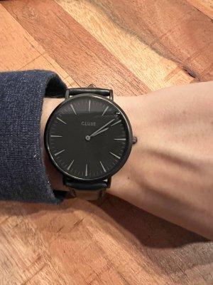 Cluse Zegarek analogowy czarny