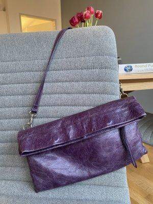 Gianni chiarini Clutch lilac-dark violet