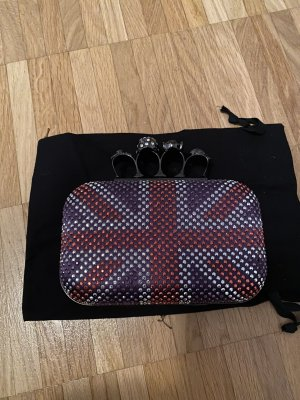 Borsa clutch multicolore