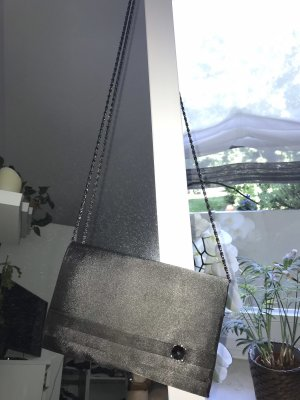 Clutch dark grey