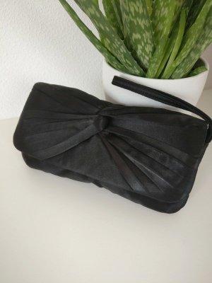 Clutch/ Abendtasche Montego in schwarz