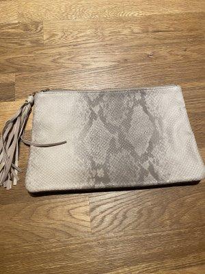 Accessorize Bolso de mano beige claro-gris claro