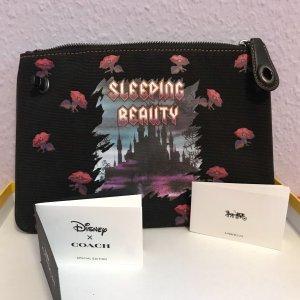 Clutch aus Canvas Von Coach x Disney Neu