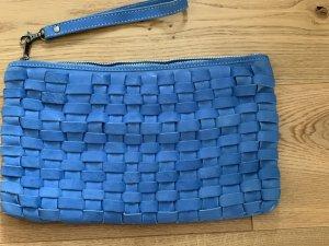 Adax Borsa clutch blu fiordaliso-blu