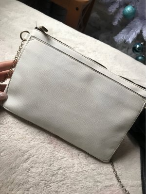 C&A Carry Bag white-silver-colored