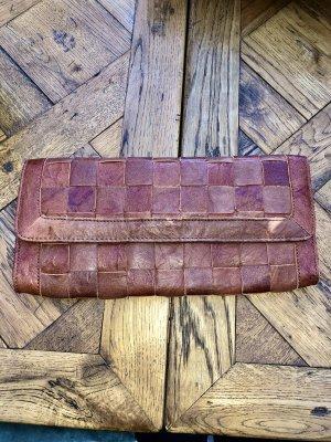 Warehouse Bolso de mano marrón claro
