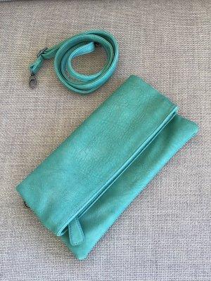 Fritzi aus preußen Clutch turquoise-blue