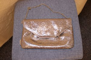 Avon Clutch gold-colored