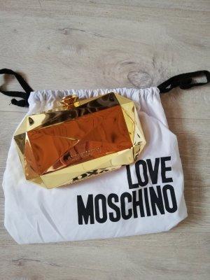 Love Moschino Clutch goud