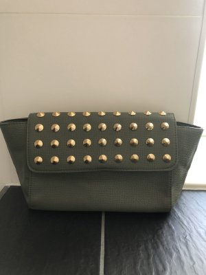 Clutch mit Nieten / Benetton