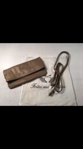 Fritzi aus preußen Clutch grey brown