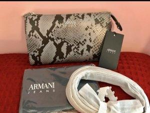 Armani Jeans Clutch grey-black