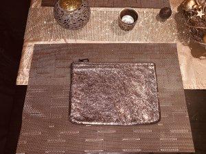 Clutch von Marc Jacobs Bronze Tasche