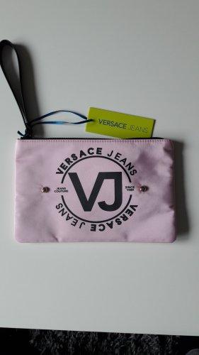 Versace Jeans Handbag black-light pink