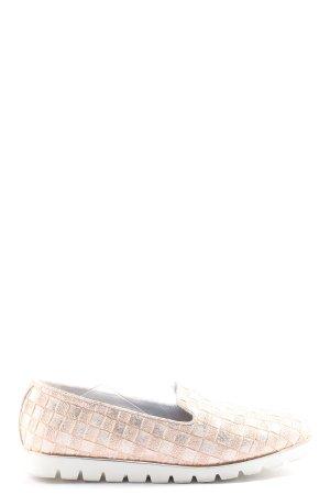 Cm Laufsteg Scarpa slip-on oro stile casual