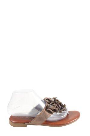Cm Laufsteg Zehentrenner-Sandalen