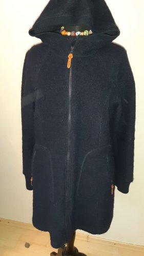 CMP Coat Dress dark blue