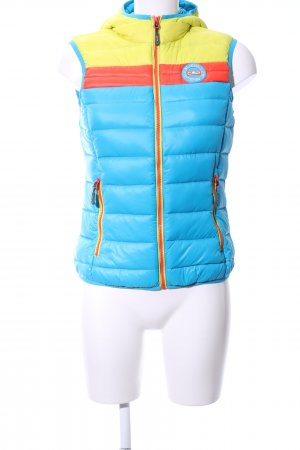 CMP Down Vest quilting pattern casual look
