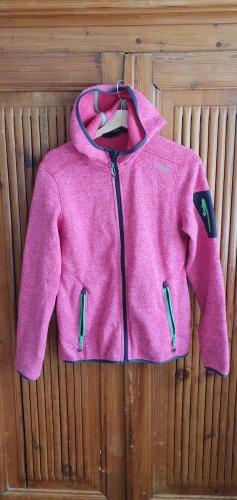 CMP Fleece Jackets pink