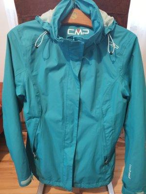 CMP Outdoor Jacket light blue polyester