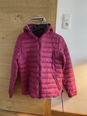 CMP Giacca con cappuccio rosa-rosa