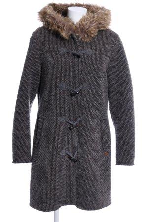 CMP Manteau à capuche gris clair style d'affaires
