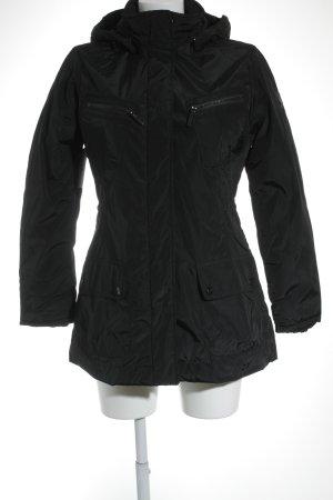 CMP Short Jacket black casual look