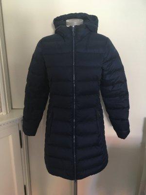 CMP Down Coat dark blue-blue mixture fibre