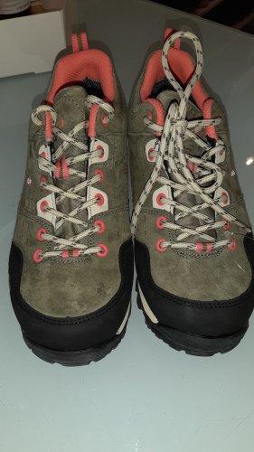 CMP Lace Shoes ocher