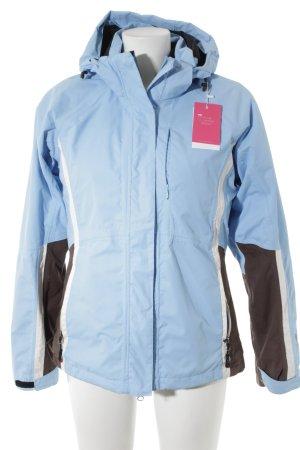 CMP Outdoor Jacket color blocking casual look