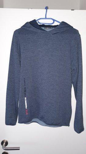 CMP Maglione con cappuccio blu scuro