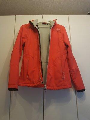 CMP Raincoat magenta