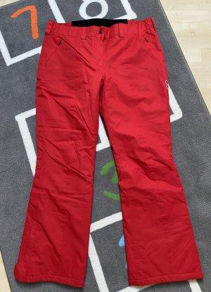 CMP Pantalone da neve rosso